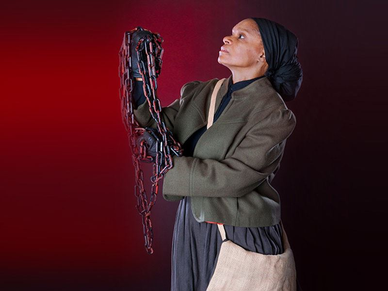 Harriet Tubman - Janice the Griot