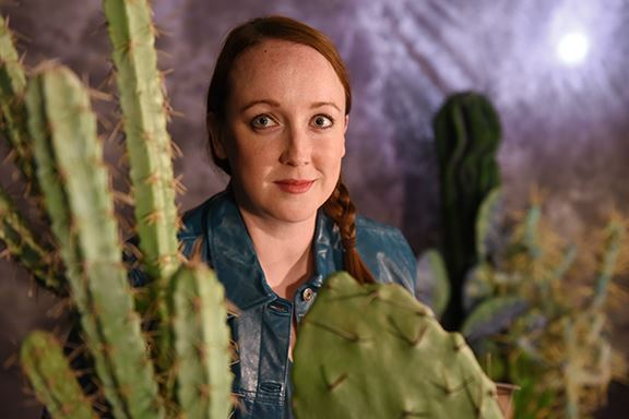 The Girl Who Ate A Cactus 4