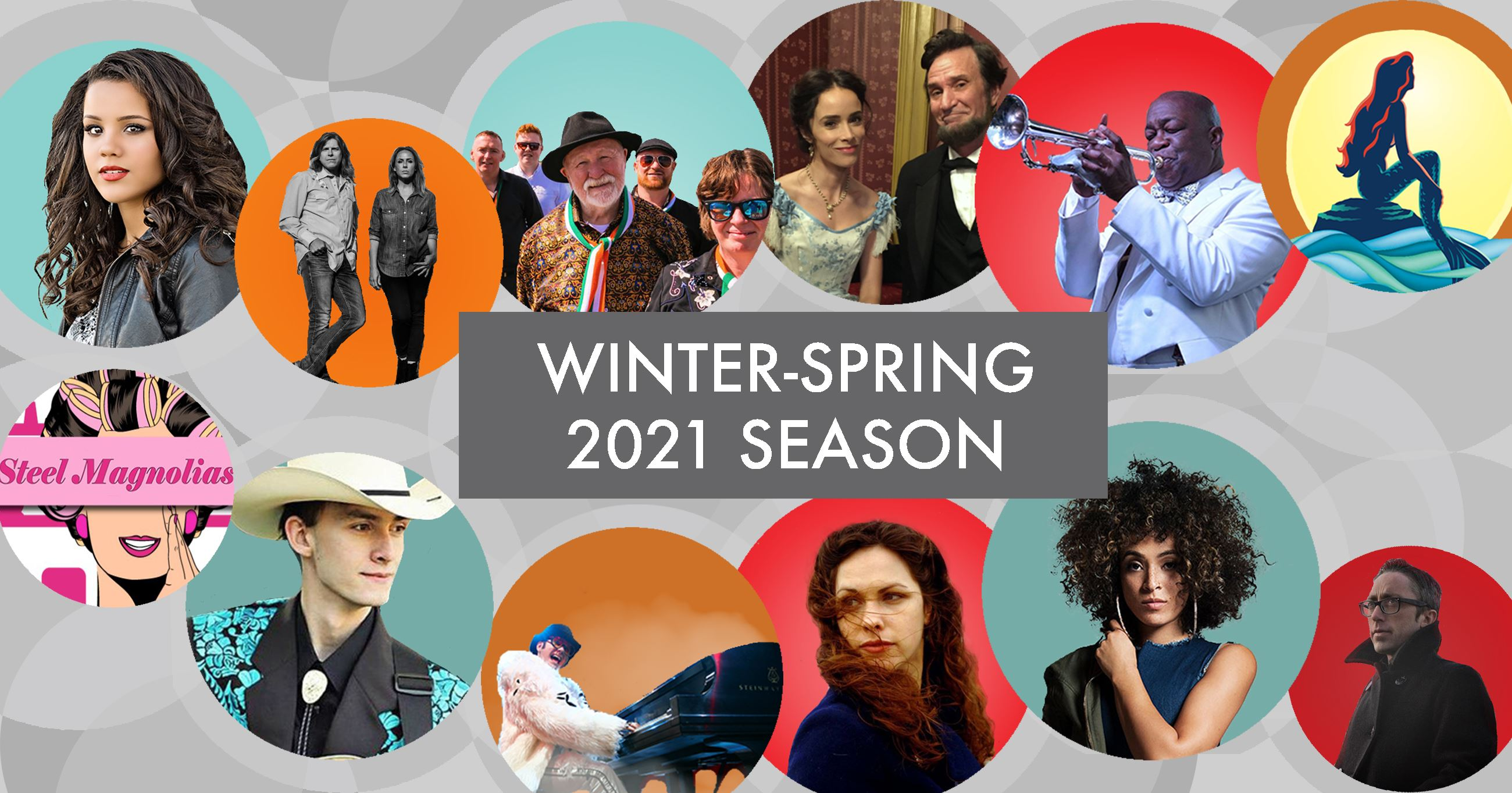 Winter-Spring 2020-2021 Season