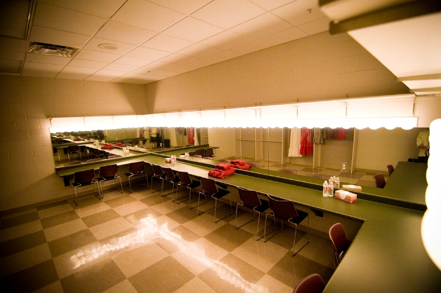 Facility Tour A Dressing Room 2WL